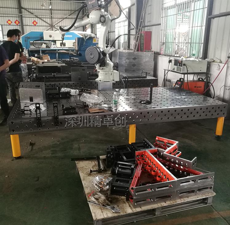 川崎焊接机器人