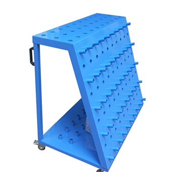 三维柔性焊接平台附件车