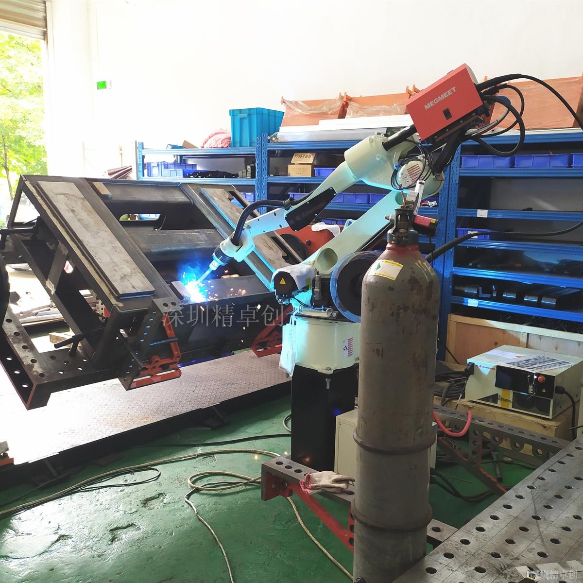 川崎弧焊机器人BA006L